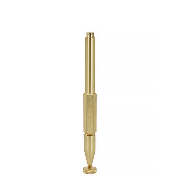 Tom Dixon Brass Cog Pen Hex