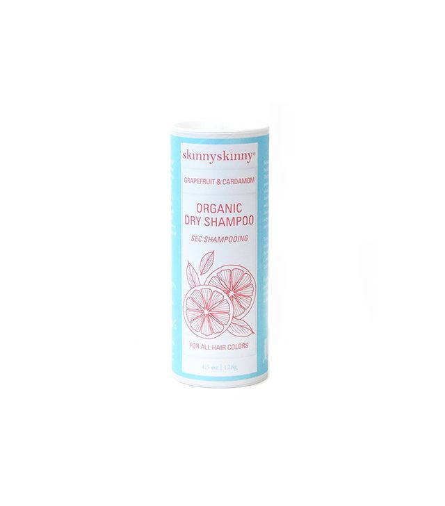 Skinny Skinny Organics Rose and Black Pepper Organic Dry Shampoo