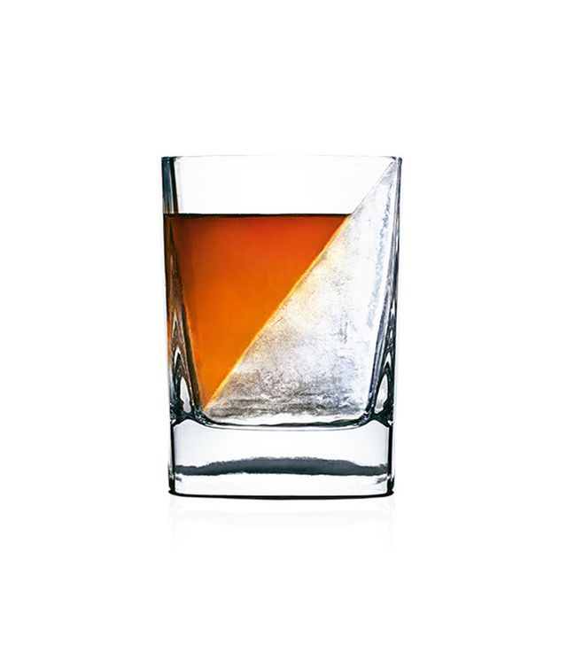 Whiskey Perfect Whiskey Wedge Glass