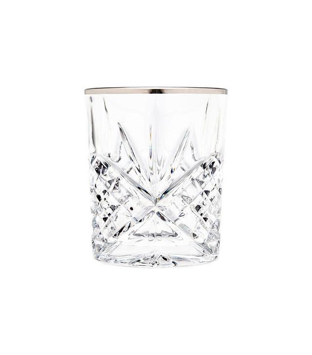 One Kings Lane Dublin DOF Glasses, Platinum