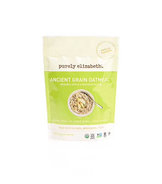 Purely Elizabeth Apple Cinnamon Pecan Grain Oatmeal