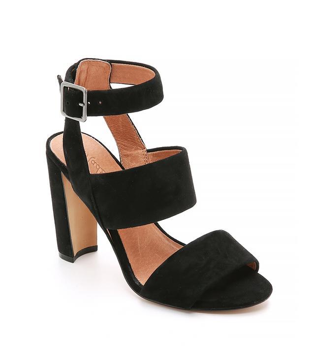 Madewell Brenda Covered Sandals