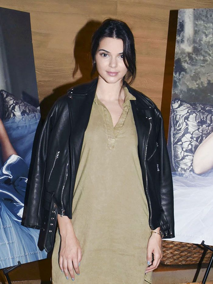 Kendall Jenner Wore the Hottest Boots We've Ever Seen ...