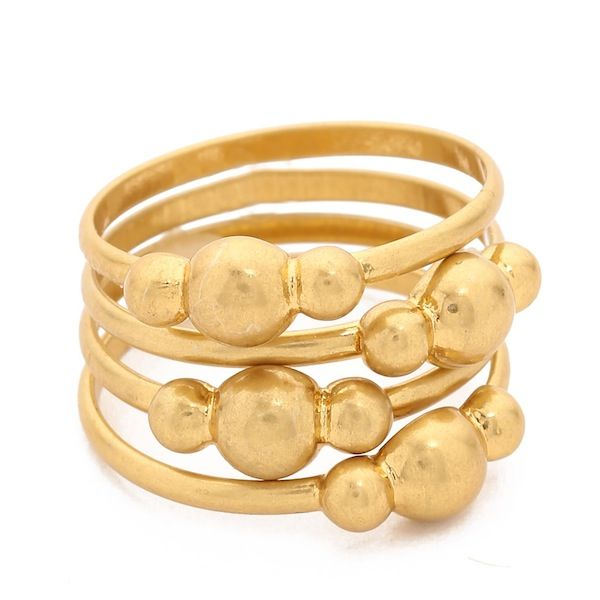 Madewell Floating Stacking Ring