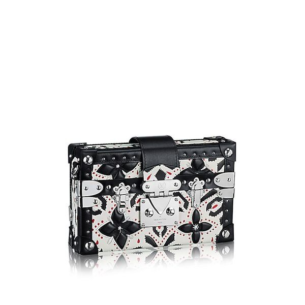 Louis Vuitton Petite Malle Graphic Print Bag