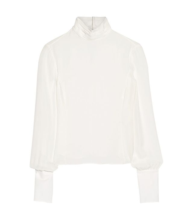 Tamara Mellon Turtleneck Top