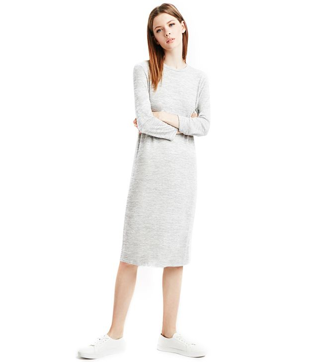 Forever 21 Heathered Sweater Dress