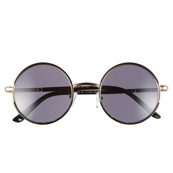 A.J. Morgan Soul Child Metal Sunglasses