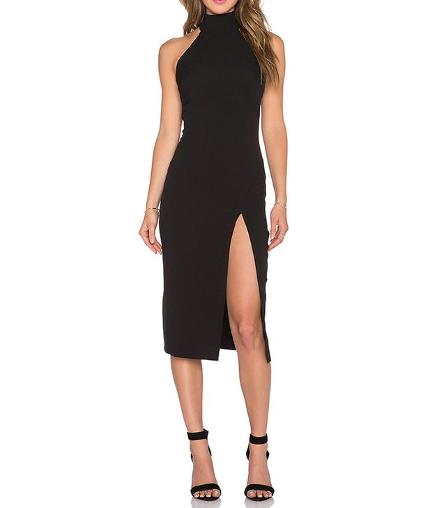 Twin Sister Racer Bodycon Dress