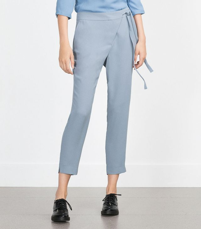 Zara Loose-Fit Trousers