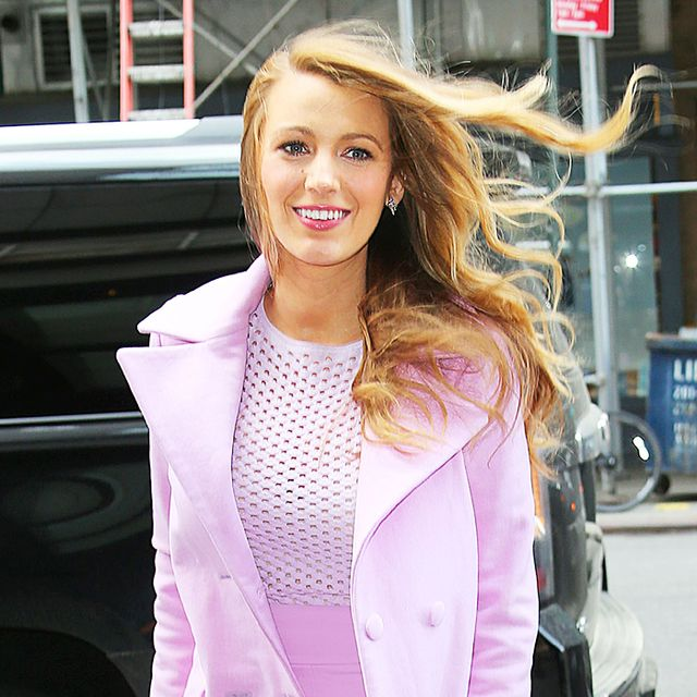 Blake Lively's Baby Bag Is Actually Perfect for Your Everyday Life