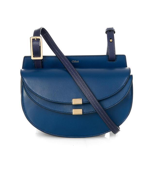 Chloé Georgia Mini Leather Crossbody Bag