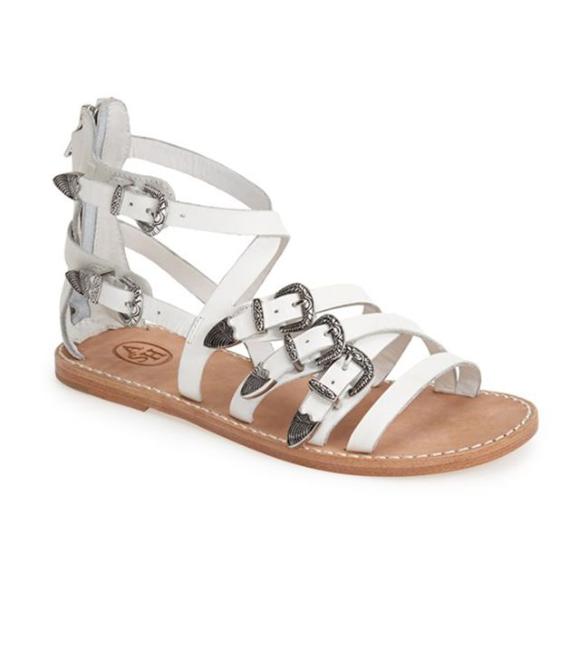 Ash Penelope Leather Sandals