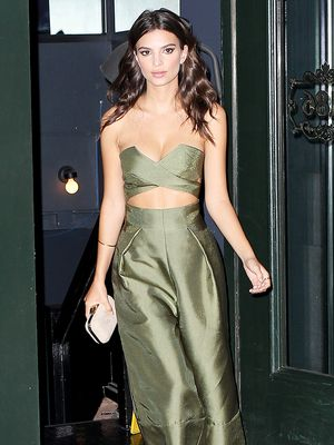 How Emily Ratajkowski Always Looks Amazing, According to Her Stylist