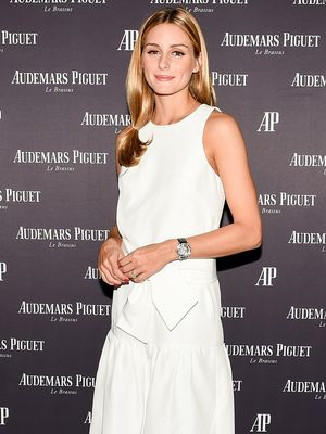 Olivia Palermo's Surprisingly Simple Evening Look