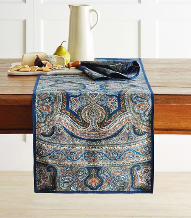 Williams-Sonoma Harvest Paisley Runner