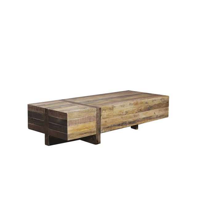 West Elm Emmerson Block Coffee Table