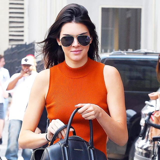 How Kendall Jenner Styles Ankle Boots 2 Different Ways