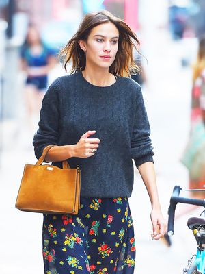The $55 Sneakers Alexa Chung Wears Around New York City