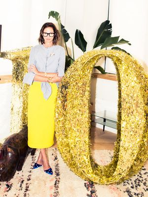 Inside Jenna Lyons's Awesome New York Office