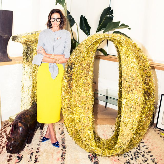 Inside Jenna Lyons's Awesome New York Office