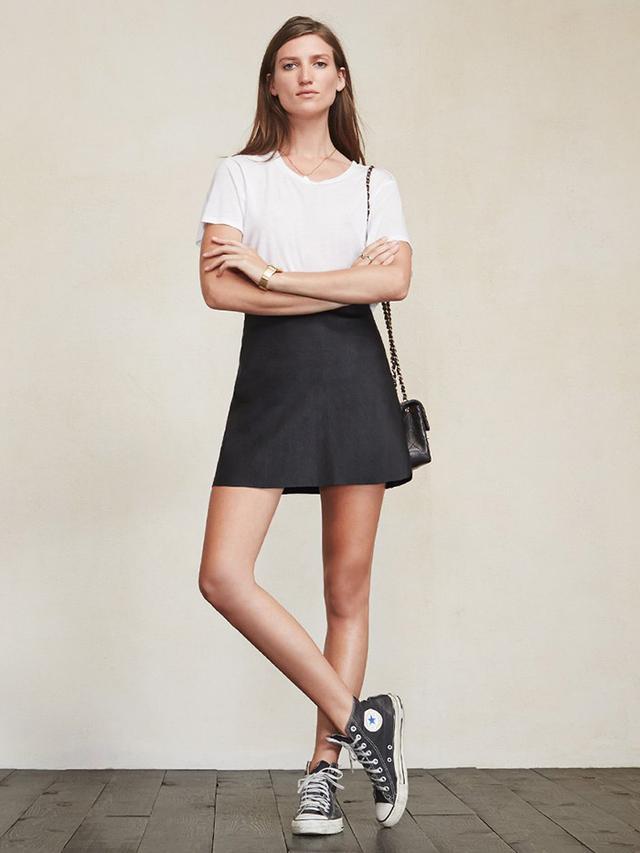 Reformation Cienega Skirt