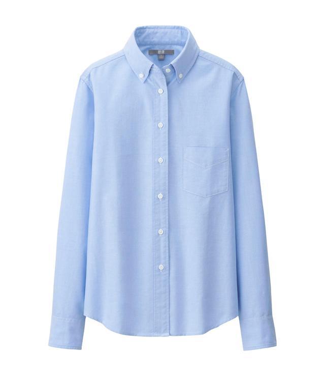 Uniqlo Oxford Long Sleeve Shirt