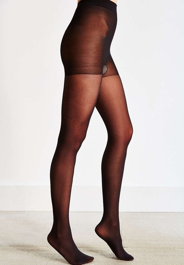 Urban Outfitters Basic Opaque Tights