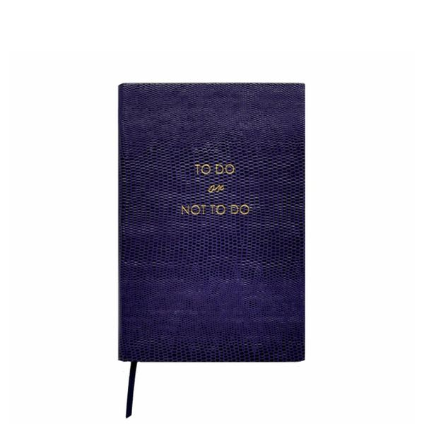 "Sloane Stationery ""To Do or Not to Do"" Pocket Notebook"