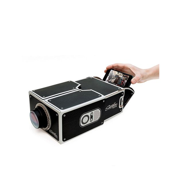 Uncommon Goods DIY Smartphone Projector