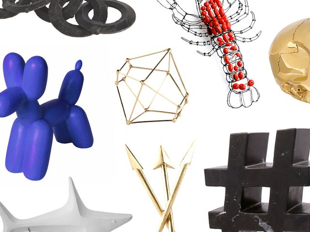 10 Sculptural Home Accents We're Loving
