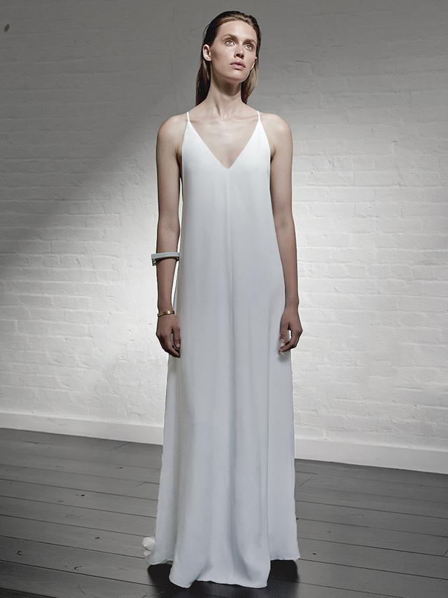 Locke Bride V Dress