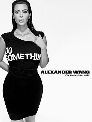 Kim Kardashian, Kate Moss, & More Star in New Alexander Wang Campaign