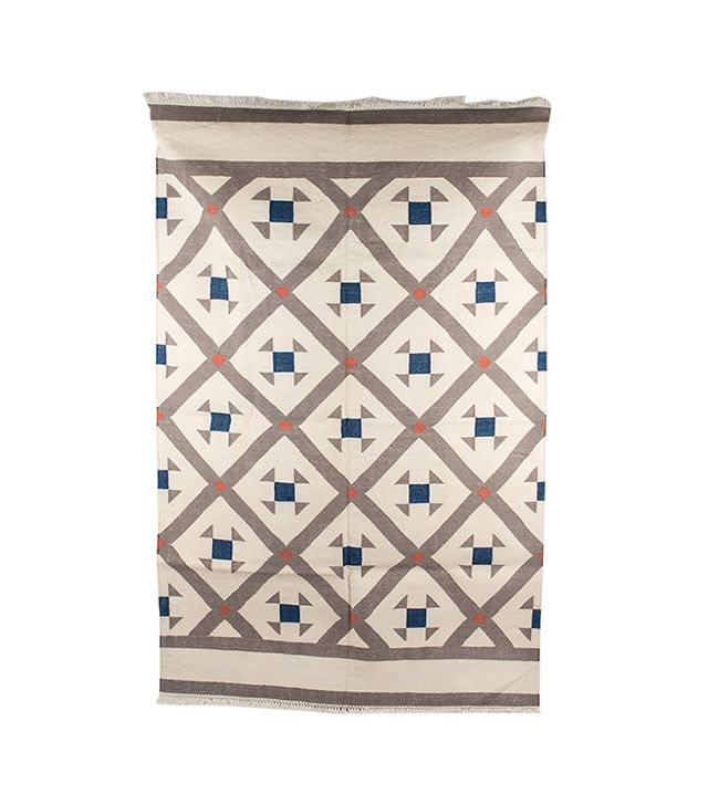 Gypsya White Area Rug