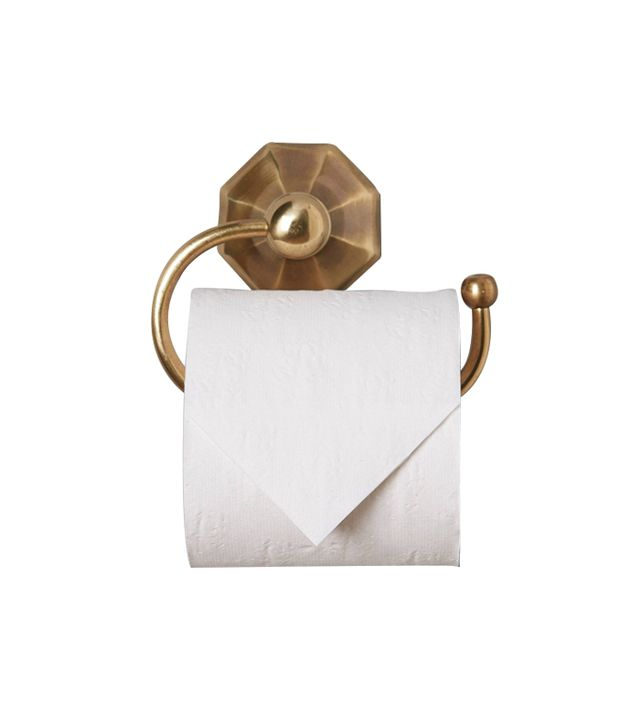Anthropologie Monroe Toilet Paper Holder