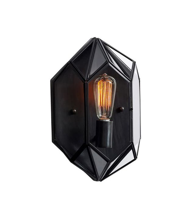 Pottery Barn Faceted Indoor/Outdoor Sconce