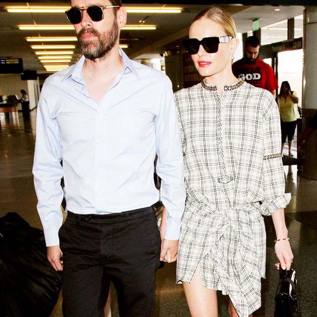 How to Style a Dress for Fall, Courtesy of Kate Bosworth