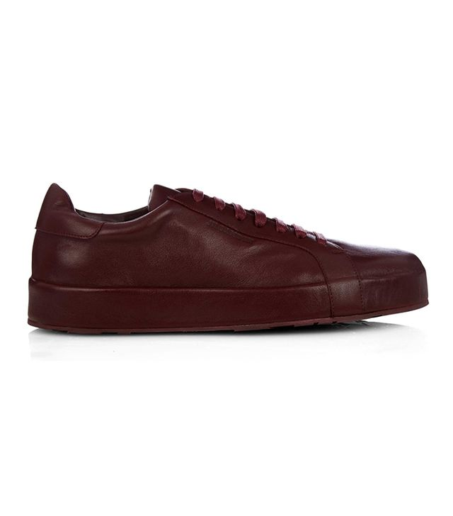 Jil Sander Low-Top Trainers