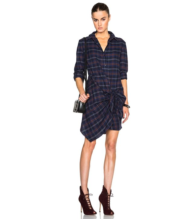 Thakoon Addition Flannel Side