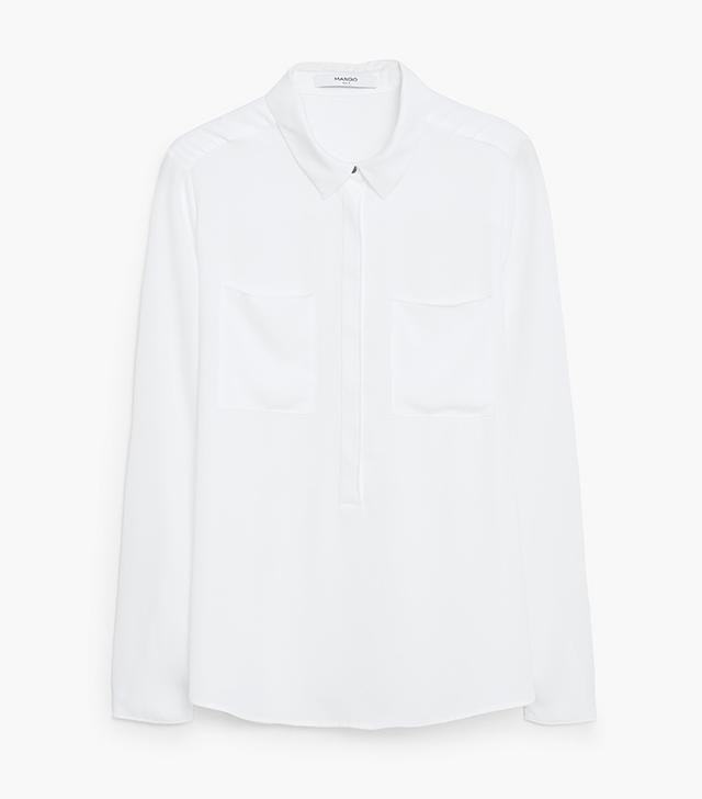 Mango Pocket Shirt