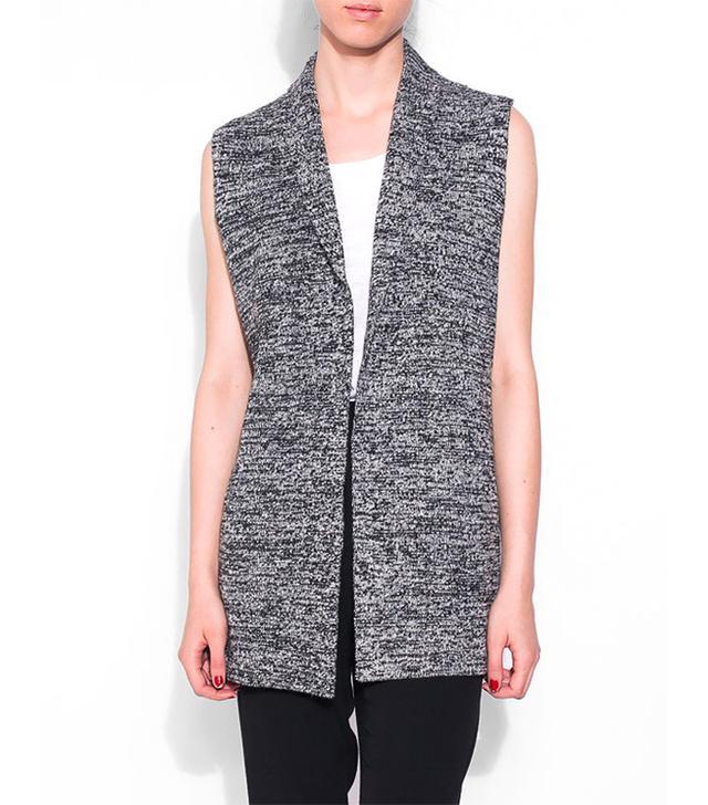 Article& Longline Knit Vest