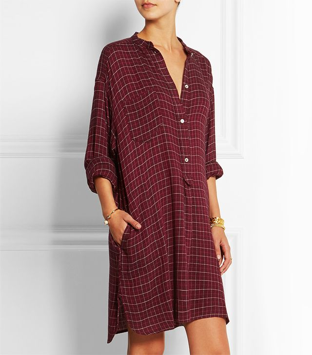 Étoile Isabel Marant Peneloppe Shirt Dress