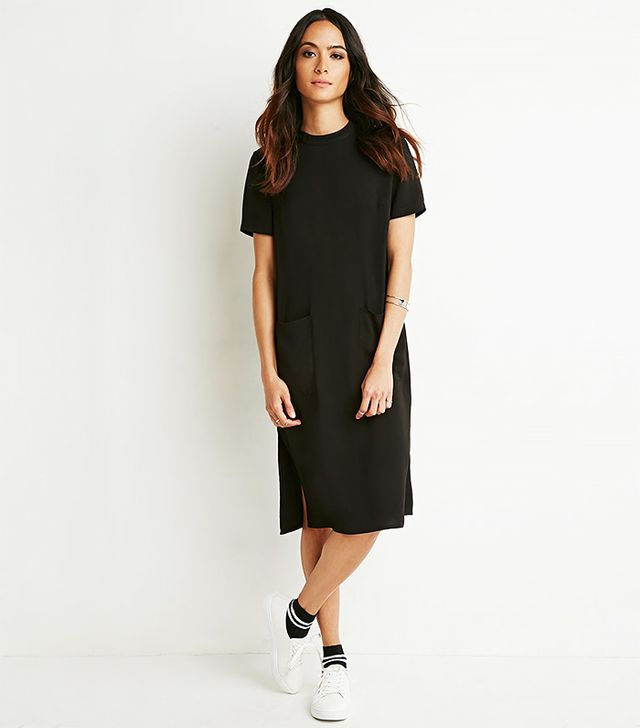 Forever 21 Two-Pocket Shift Dress