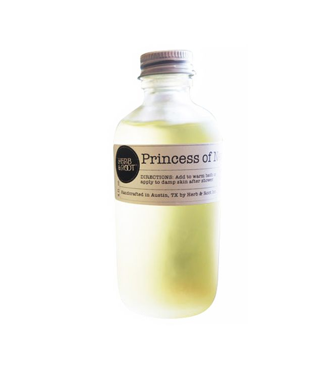 Herb and Root Princess of Nerola Bath Oil