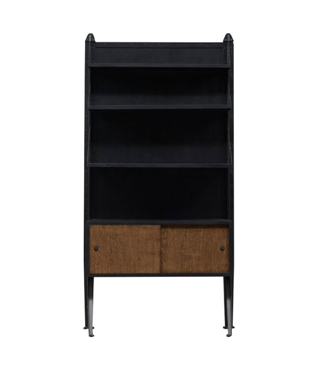 Restoration Hardware 1950s Modular 3-Shelf Desk System