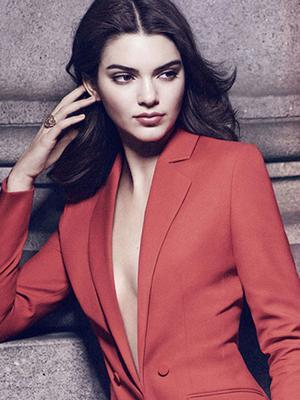 Kendall Jenner Struts Her Stuff in New Estée Lauder Commercial