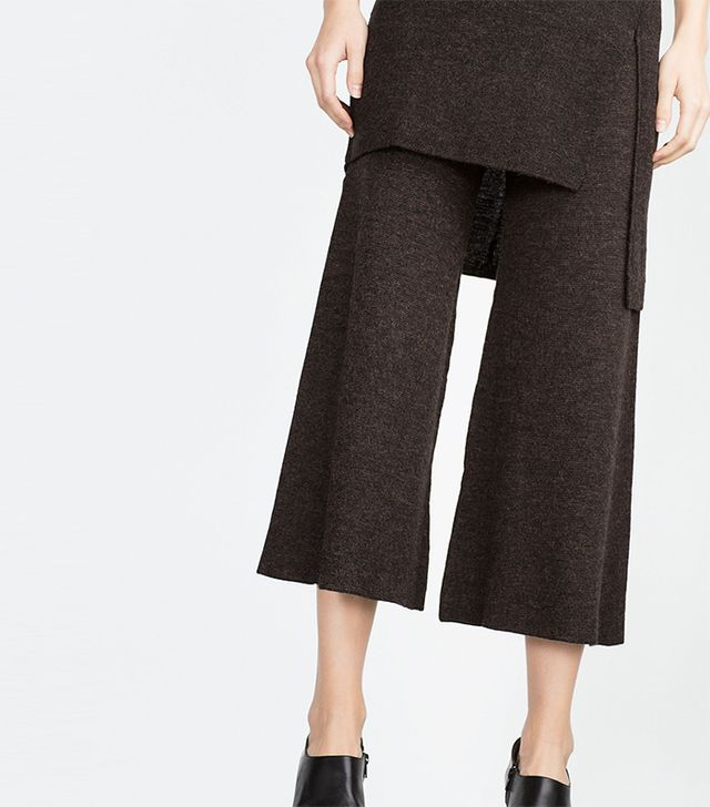 Zara Straight Cut Trousers