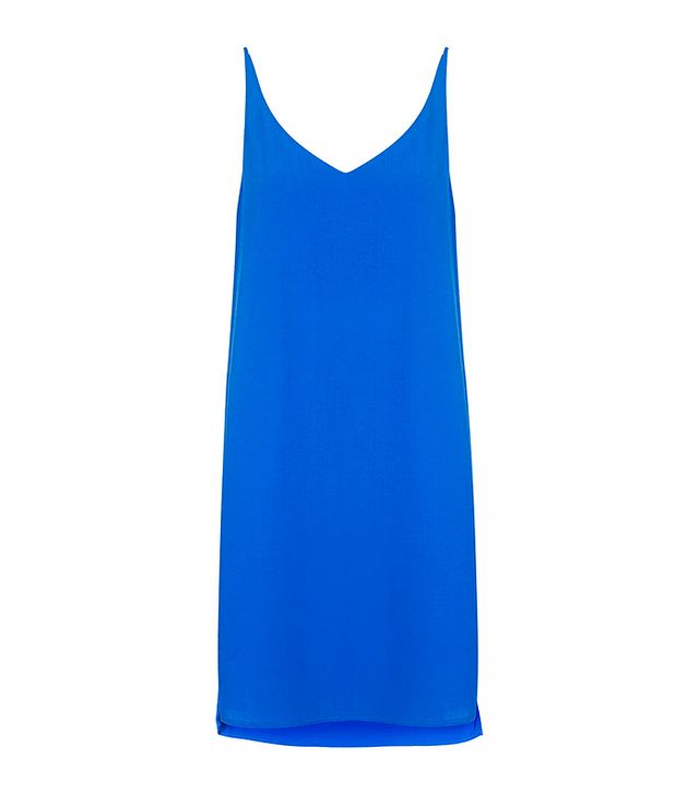 Topshop High Apex Slip Dress
