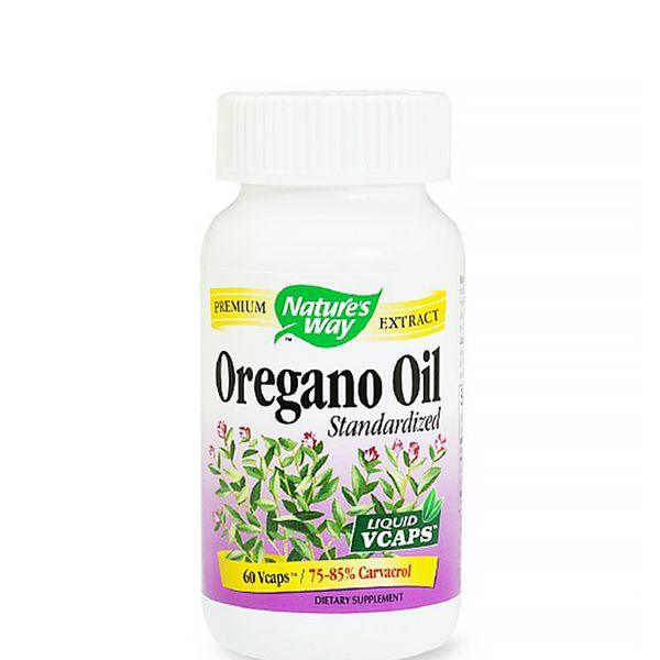Nature's Way Oregano Oil Capsules