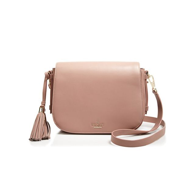 kate spade new york Chepstow Road Elliot Saddle Bag - Bloomingdale's Exclusive